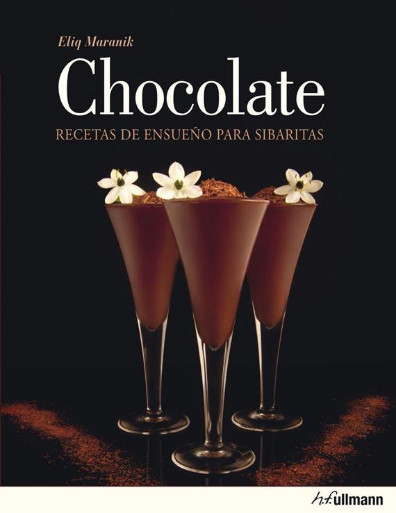 Chocolate, libro de cocina