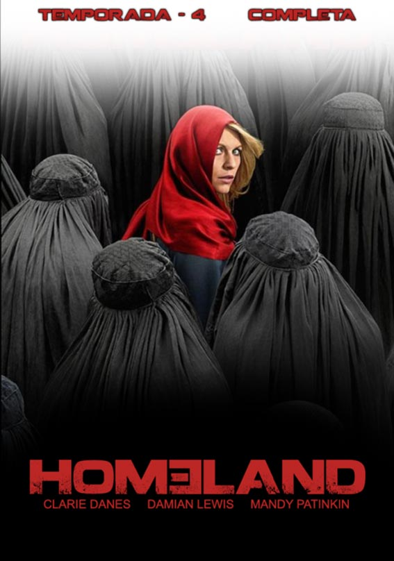 Translation and subtitling from English into Spanish of HOMELAND